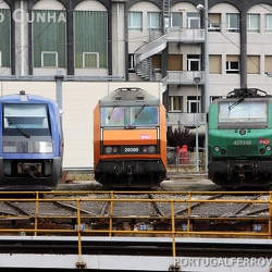 France - Rolling Stock and Infrastructures